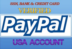 ssn verified paypal